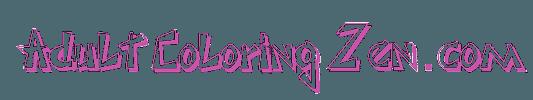 AdultColoringZen.com - an adult coloring book web portal