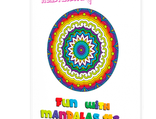 Fun with Mandalas #2 Coloring Book