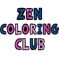 Zen Coloring Club