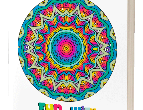 Fun With Mandalas #1 Coloring Book