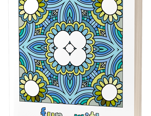 Fun with Patterns #1 Coloring Book