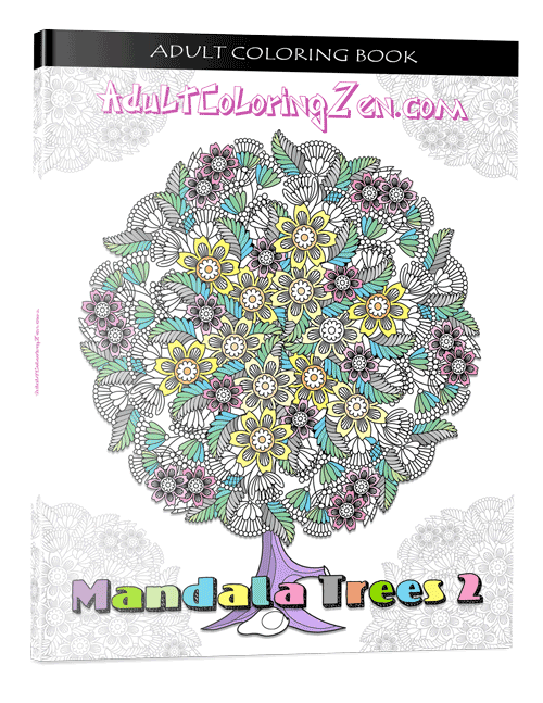 adult coloring books with mandalas