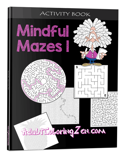activity coloring books
