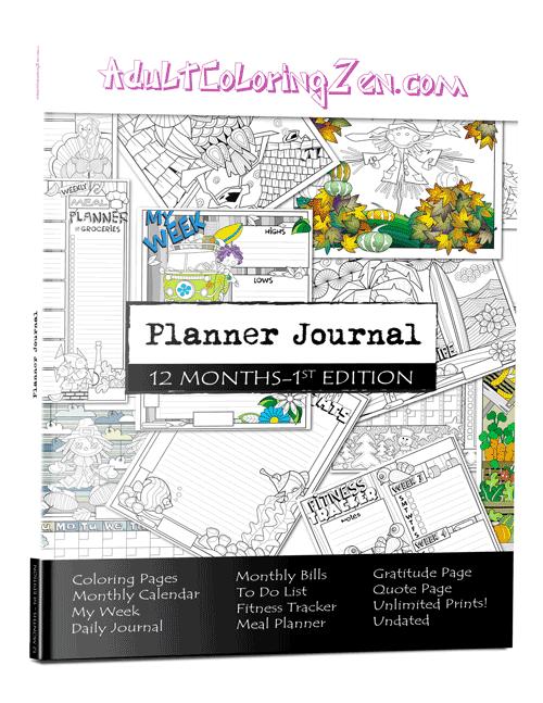 Zen Planner Journals
